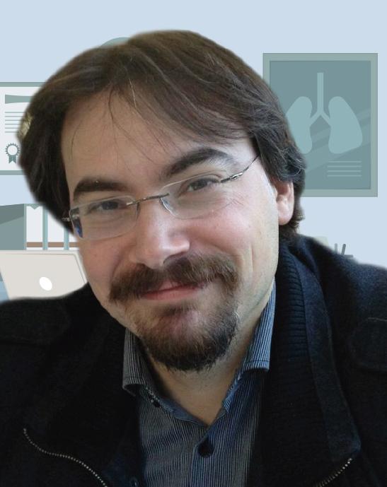El autor: Roi Piñeiro Pérez